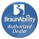 Athorized BraunAbility Wheelchair Van Dealer